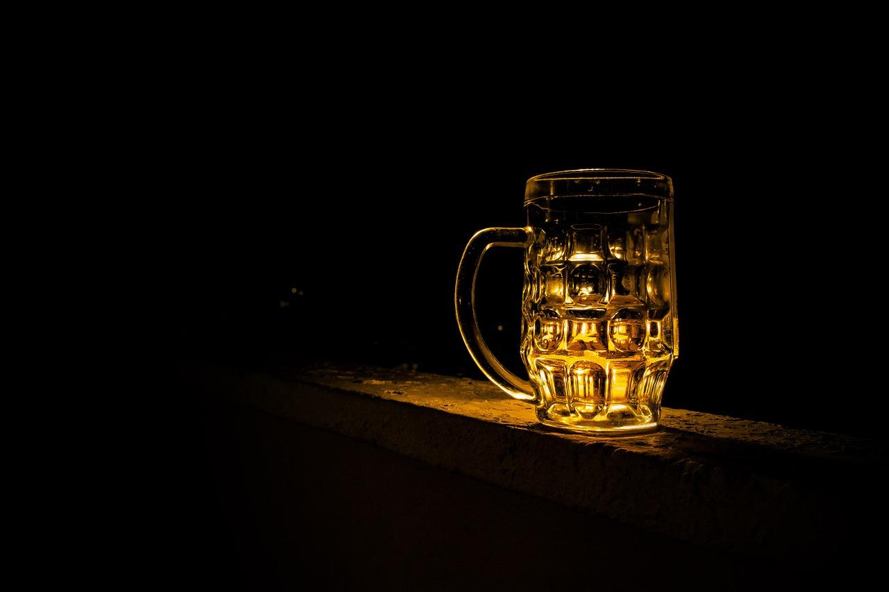 geheimnisvolles Bier