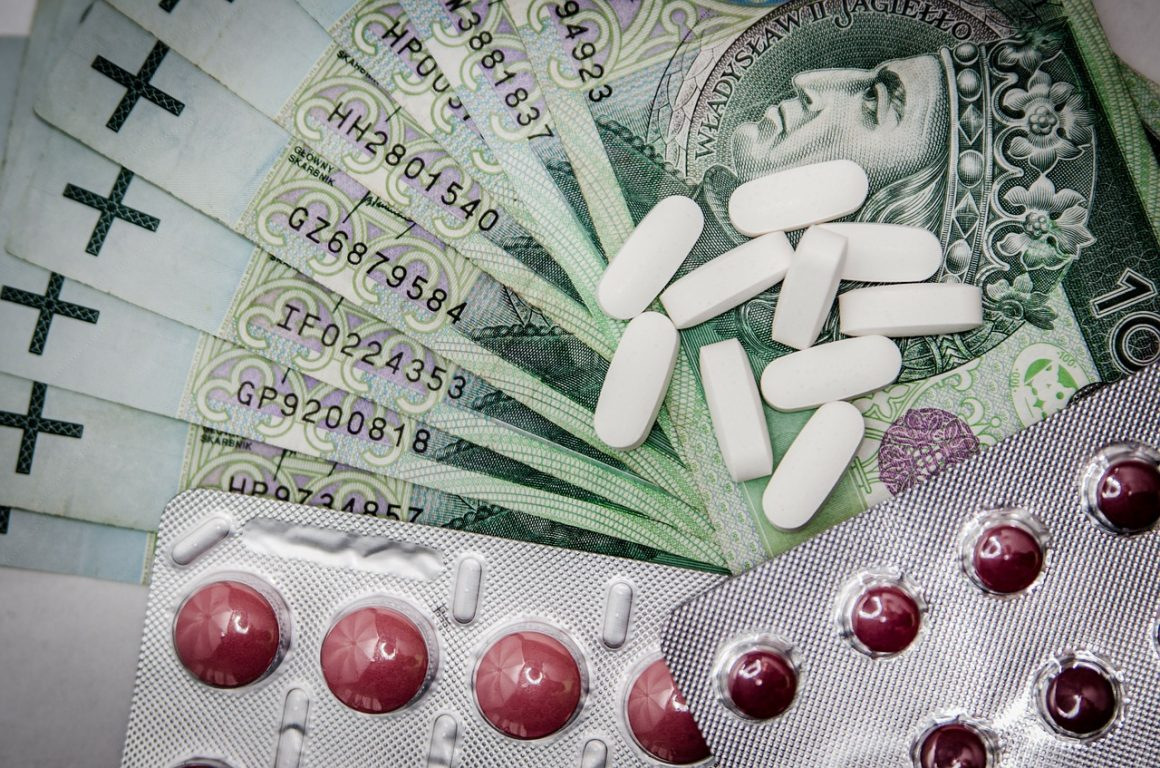 Medikamente müssen Geld verdienen