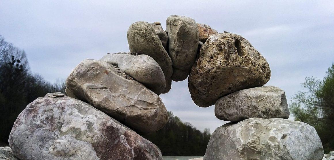 Stärke durch Balance